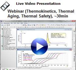 AKTS-Thermokinetics Software