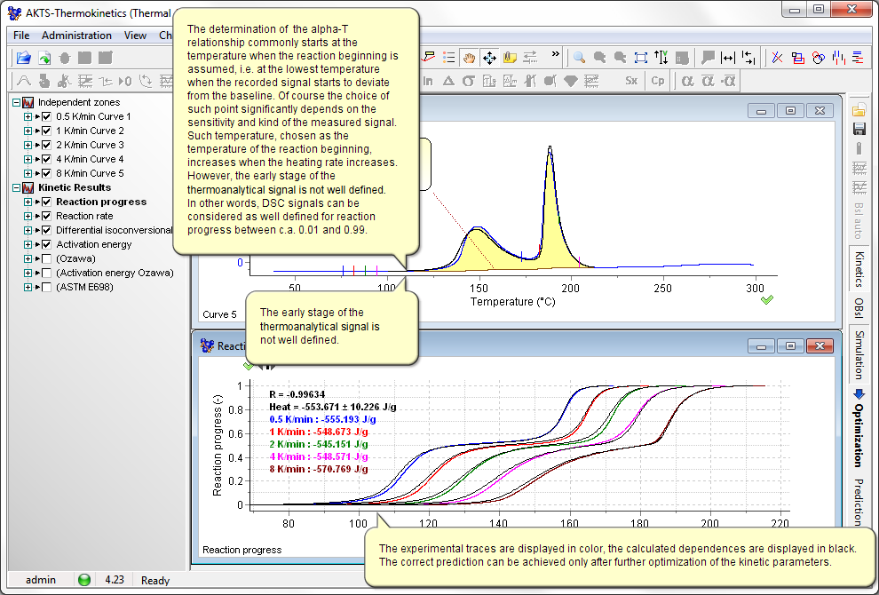 akts-thermokinetics-tga-dsc-dta-tma-ftir-ms-kinetic-parameters-simulation-experimental-data-29