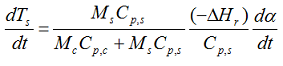 Simplified equation